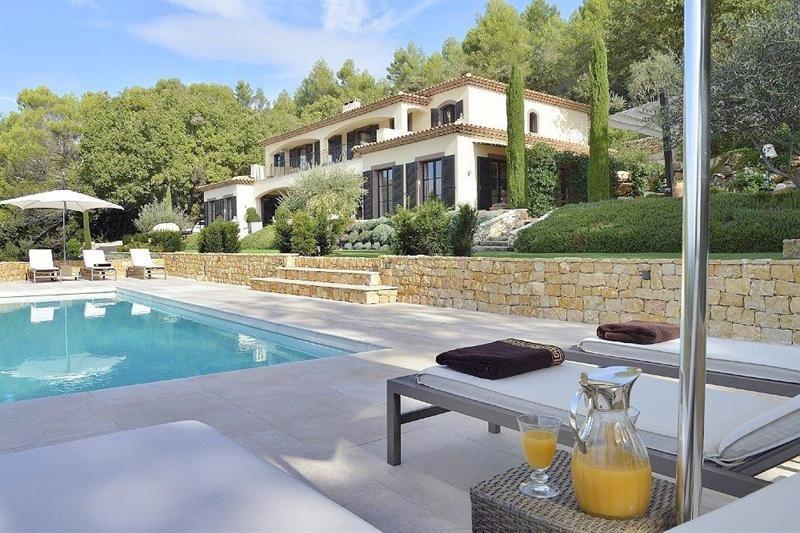 Vente de prestige maison / villa Le canton de fayence 2495000€ - Photo 1