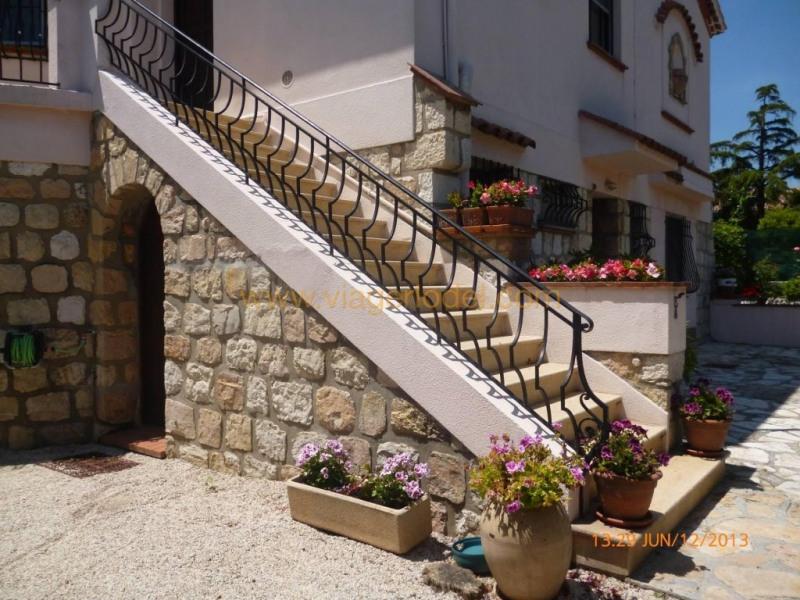 Vendita nell' vitalizio di vita casa Antibes 498000€ - Fotografia 12