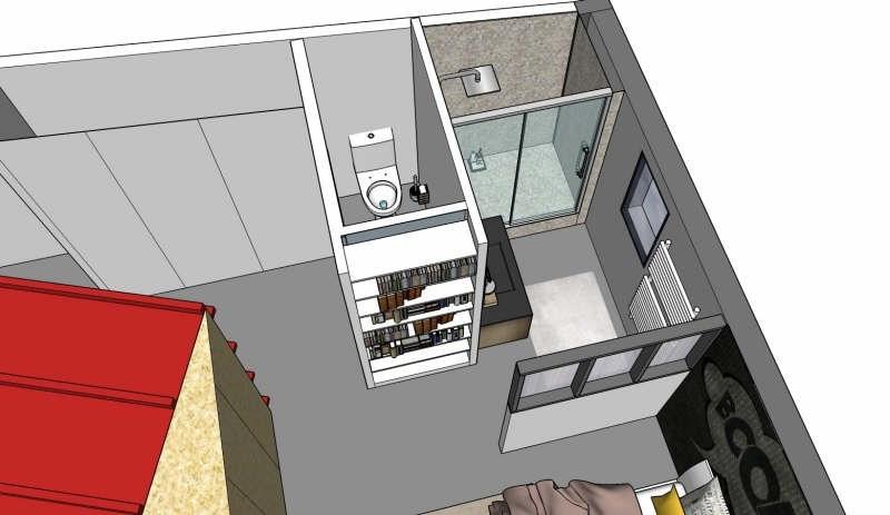 Location loft/atelier/surface Isle 600€ +CH - Photo 3