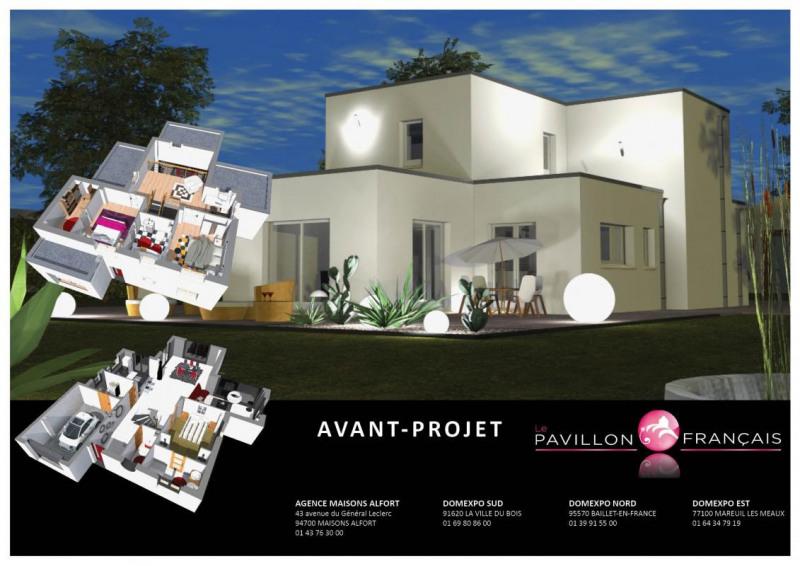 Terrain  de 195 m² Tremblay-en-France par LE PAVILLON FRANCAIS