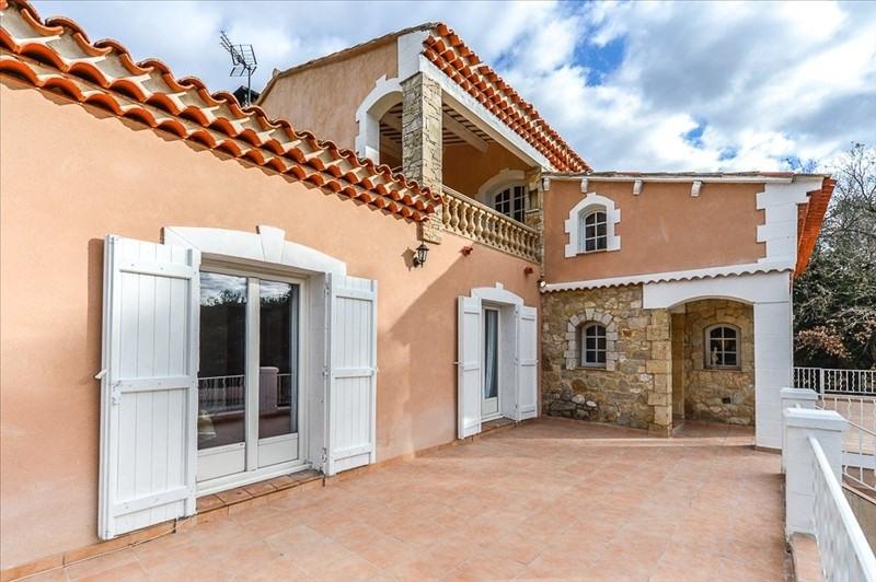 Sale house / villa Pourrieres 458000€ - Picture 1