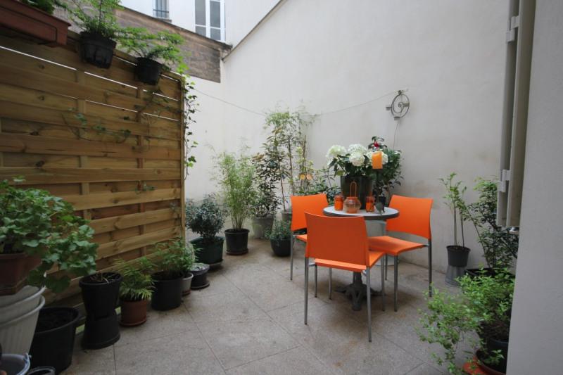 Vente appartement Paris 18ème 375000€ - Photo 1