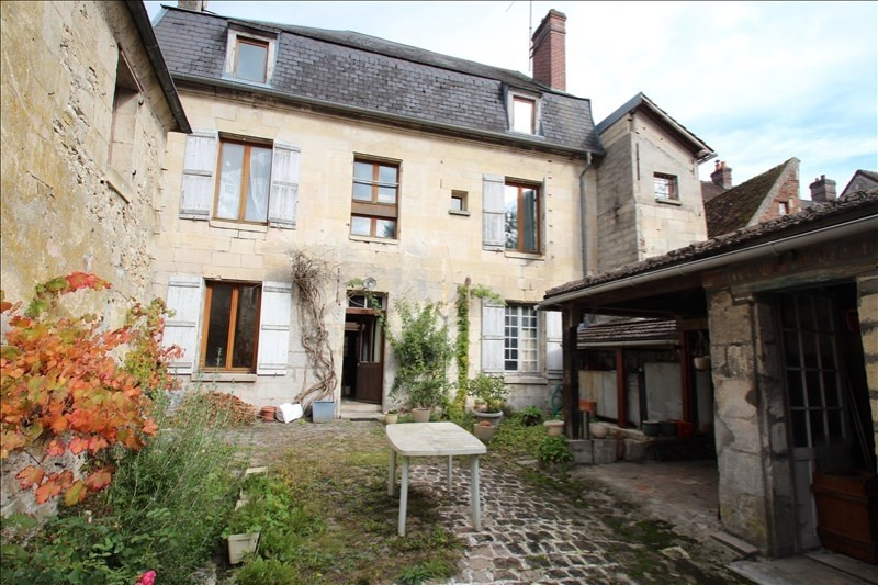 Vente maison / villa Mareuil sur ourcq 210000€ - Photo 1