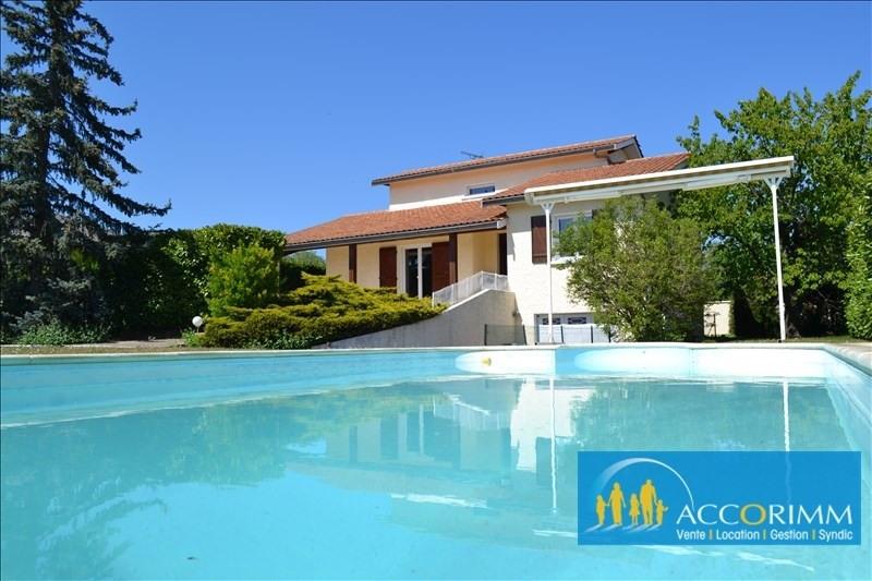 Vente maison / villa Corbas 485000€ - Photo 1