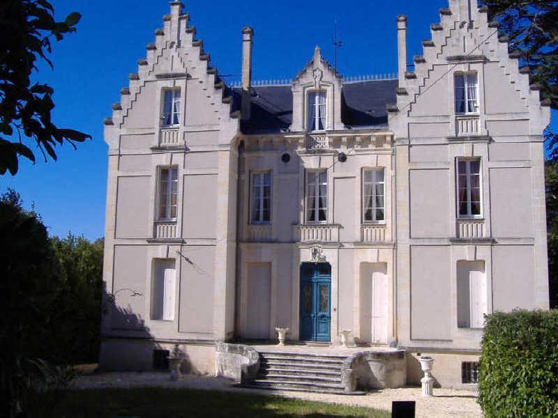 Vente de prestige maison / villa Jonzac 1365000€ - Photo 1