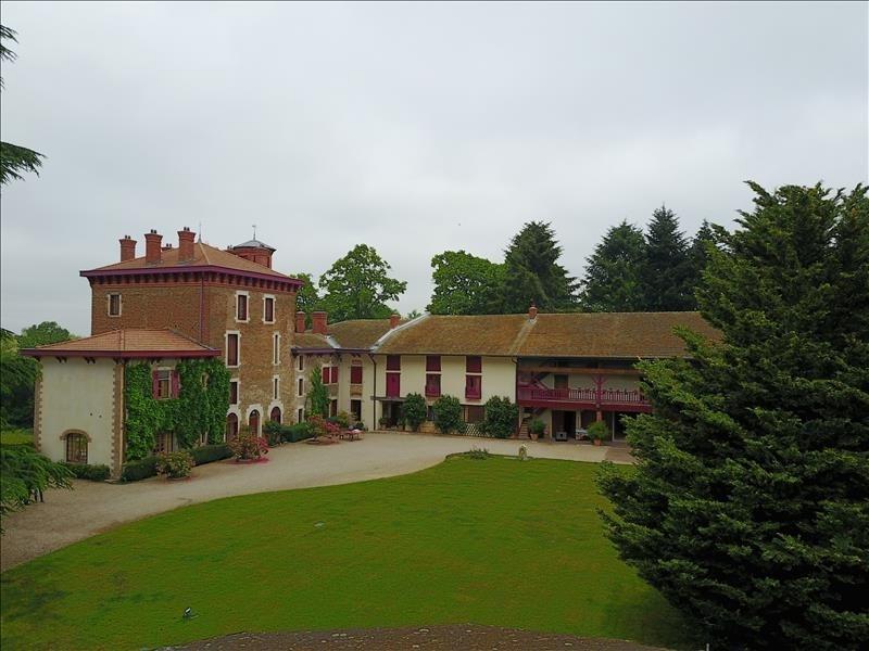 Revenda residencial de prestígio casa Villars les dombes 2500000€ - Fotografia 2