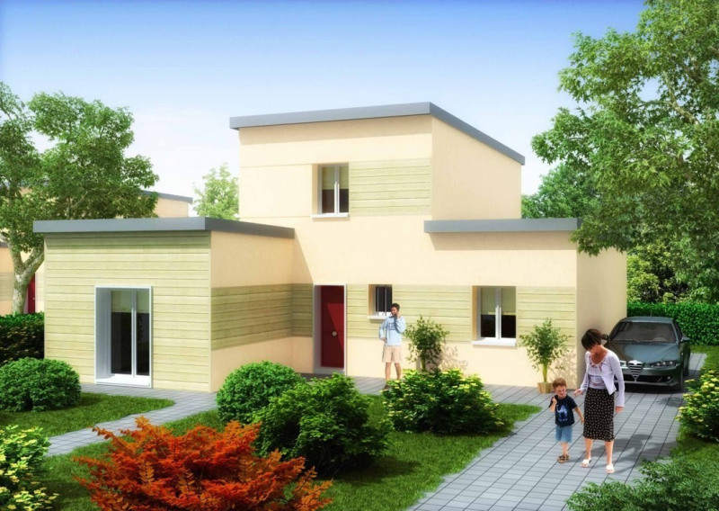 Maison  5 pièces + Terrain 509 m² Saint-Aubin-de-Luigné par MAISONS PIERRE