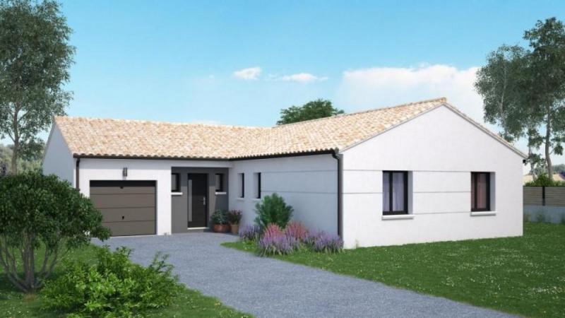 Maison  5 pièces + Terrain 435 m² Corcoué-sur-Logne par MORTIER CONSTRUCTION