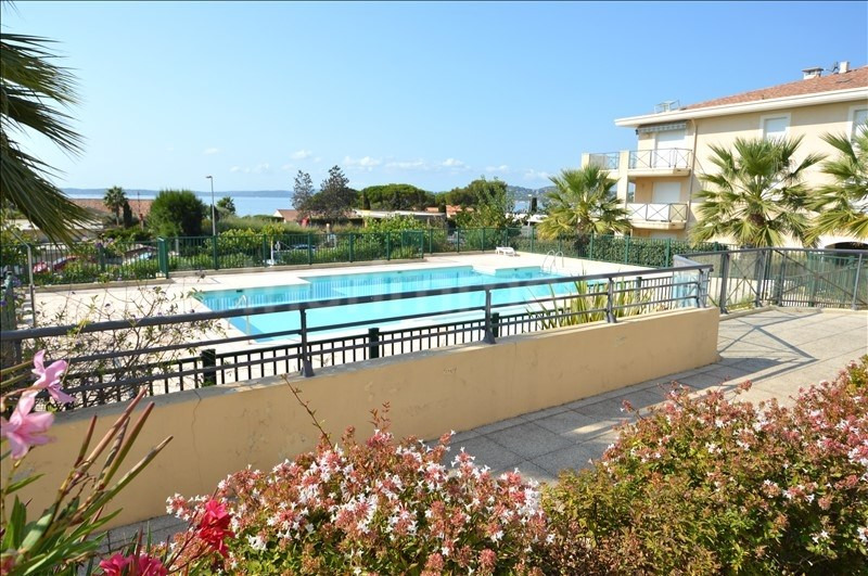 Deluxe sale apartment Les issambres 550 000€ - Picture 1