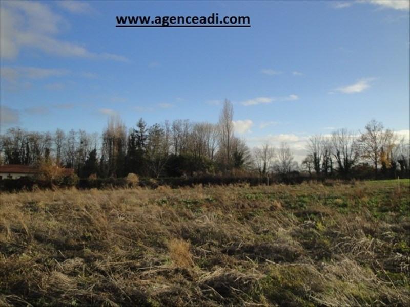 Vente terrain La creche 84500€ - Photo 1