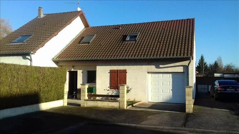 Sale house / villa Terville 338000€ - Picture 1