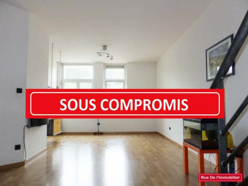 Sale apartment Woerth 117000€ - Picture 1