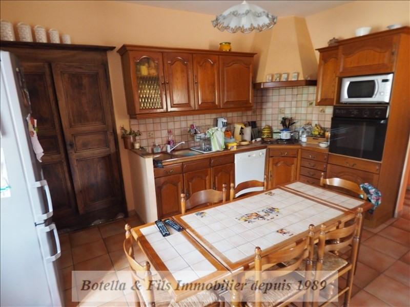 Vente maison / villa Goudargues 318000€ - Photo 6