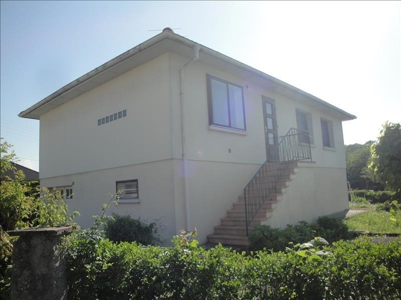 Revenda casa Dampierre les bois 118000€ - Fotografia 3