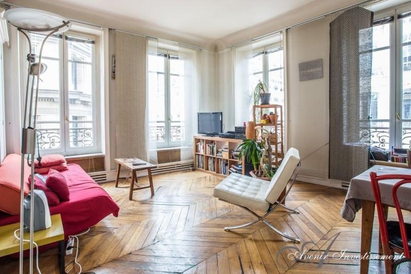 Vente appartement Lyon 2ème 499000€ - Photo 1
