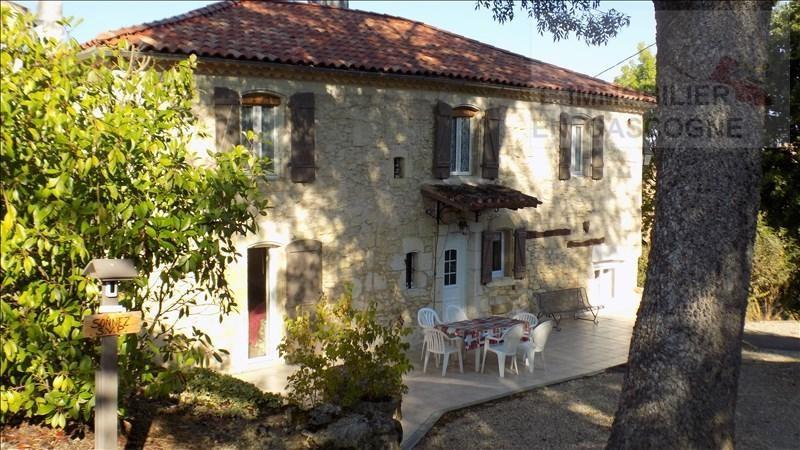 Vente maison / villa Jegun 395000€ - Photo 2