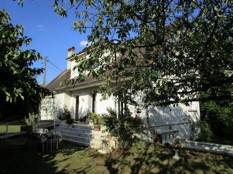 Sale house / villa St laurent des hommes 159500€ - Picture 1
