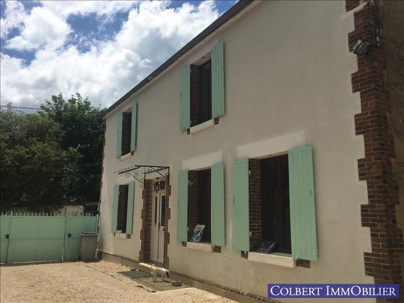 Vente maison / villa Montigny la resle 179000€ - Photo 1