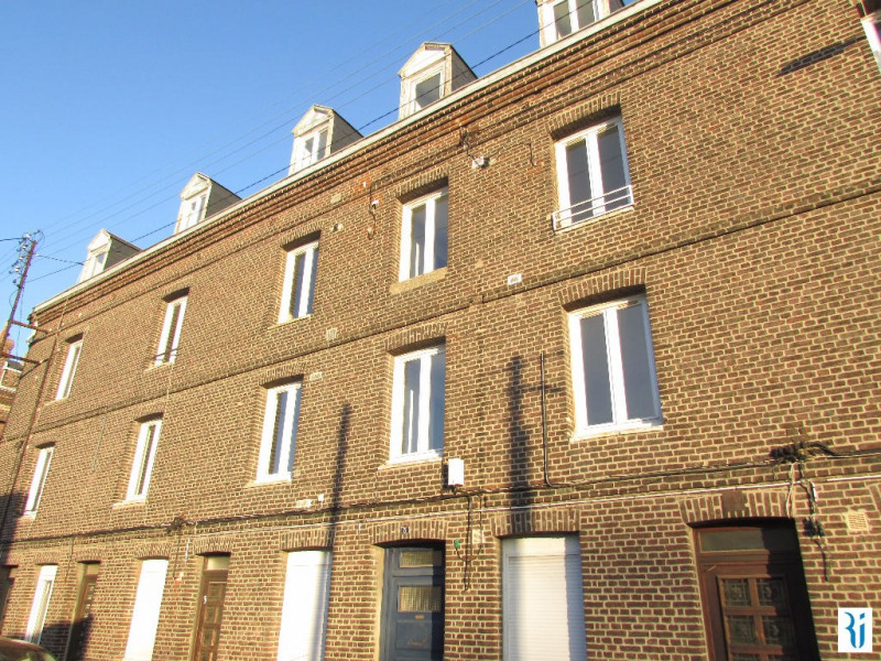 Sale apartment Rouen 79 500€ - Picture 1
