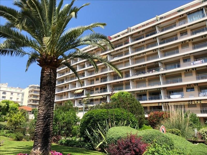 Sale apartment Cannes 525000€ - Picture 1