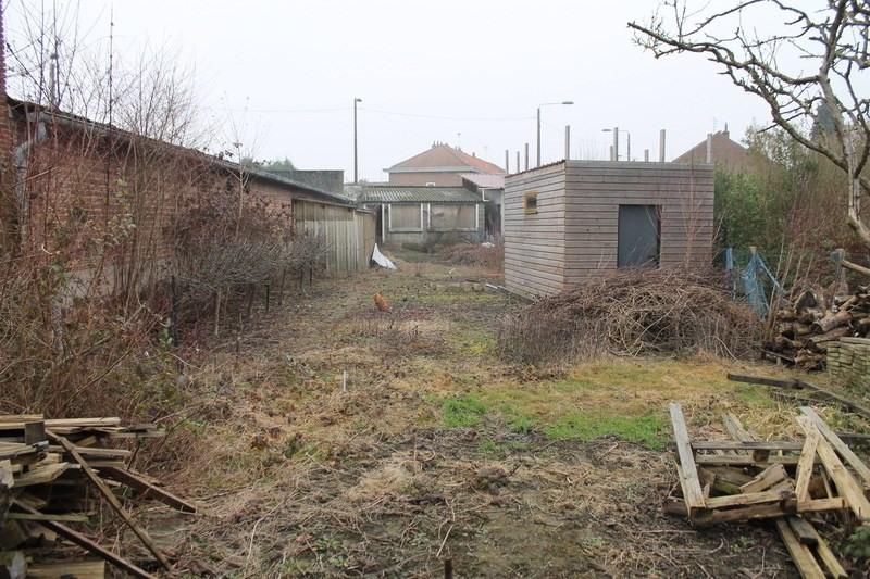 Terrain constructible Saint-André-lez-Lille