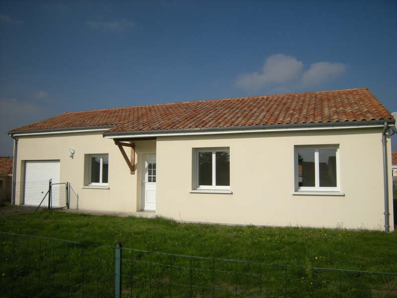 Location maison / villa Dange st romain 636€ CC - Photo 1