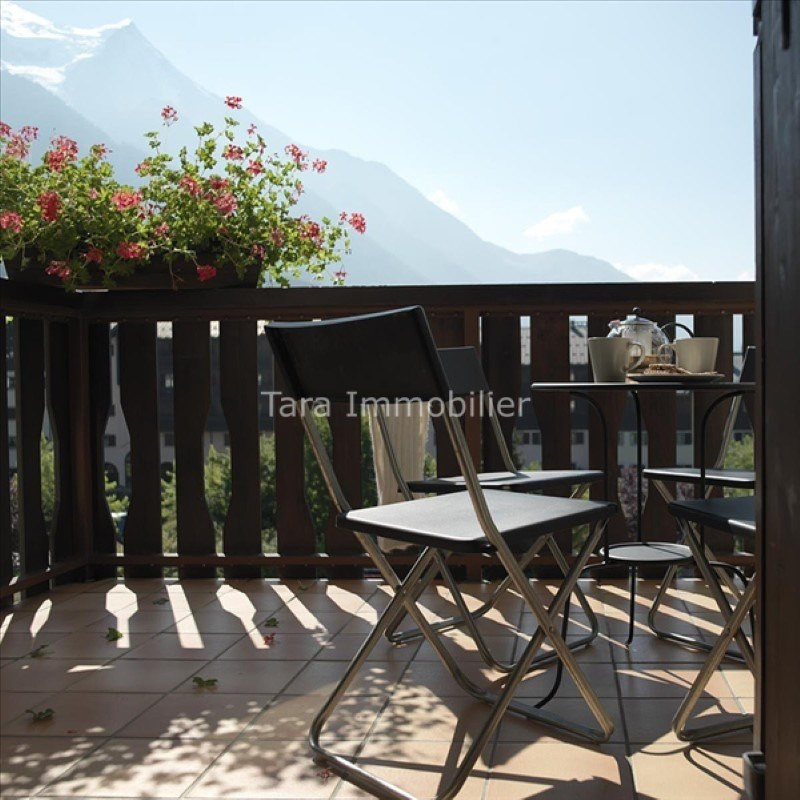 Sale apartment Chamonix mont blanc 425 000€ - Picture 1
