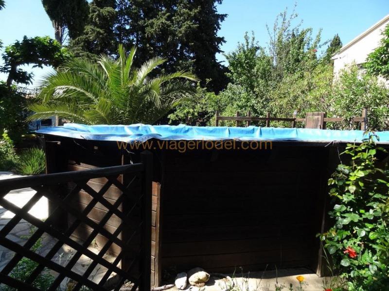 Vitalicio  casa Aspiran 70000€ - Fotografía 6