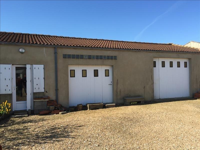 Sale house / villa Talmont st hilaire 176800€ - Picture 8