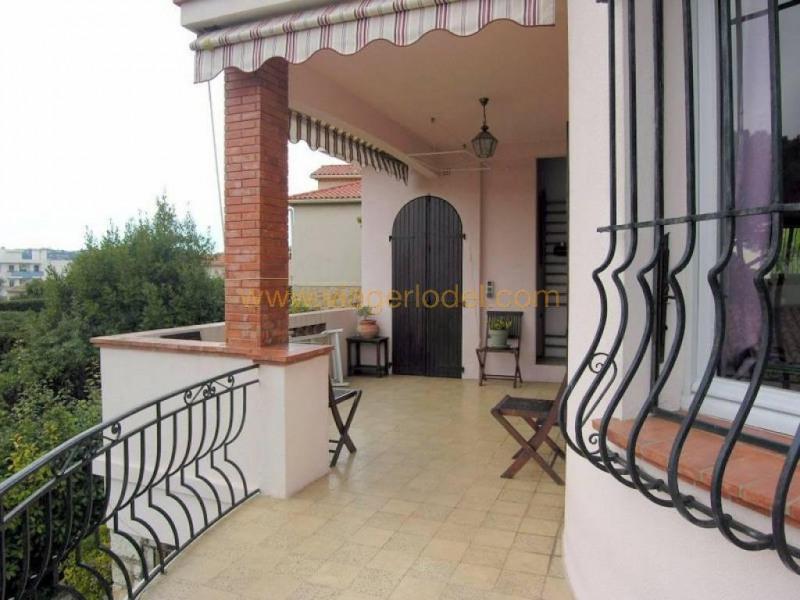 Vendita nell' vitalizio di vita casa Antibes 498000€ - Fotografia 2