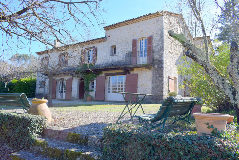 Deluxe sale house / villa Fayence 1 260 000€ - Picture 1