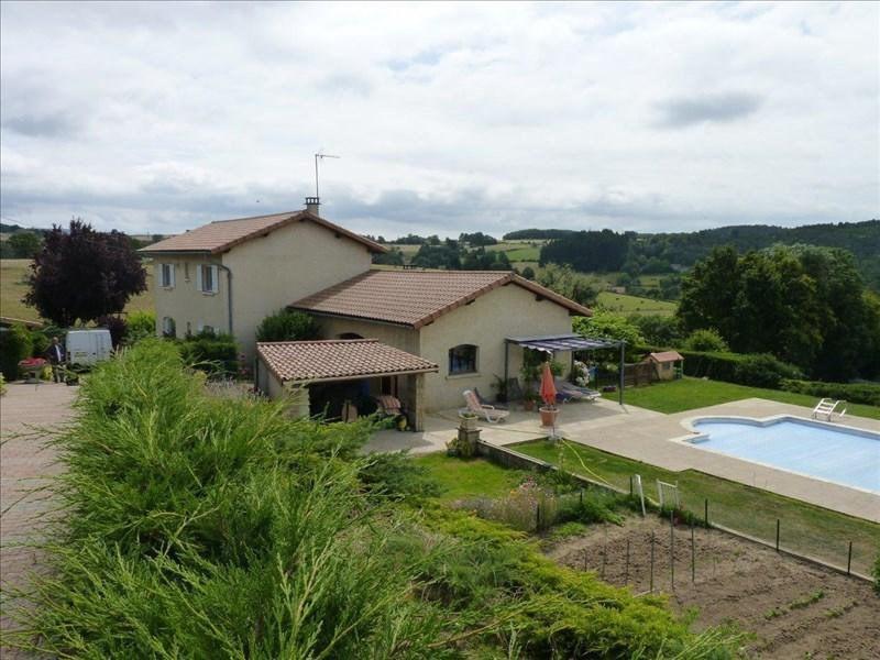 Sale house / villa Balbigny 287000€ - Picture 7