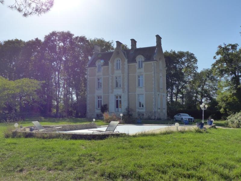 Deluxe sale house / villa Nouaille maupertuis 440000€ - Picture 4