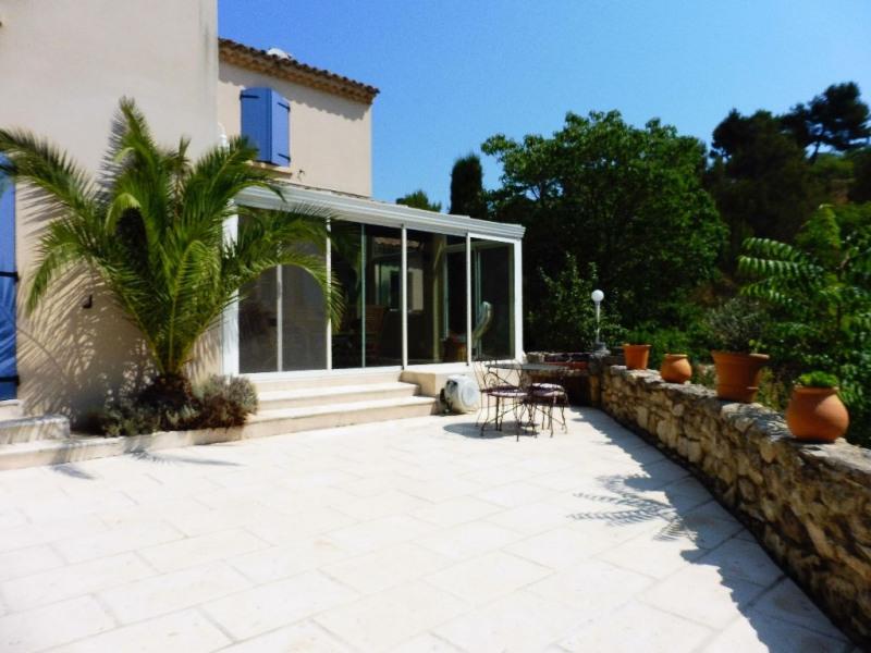 Vente maison / villa Aurons 485000€ - Photo 1