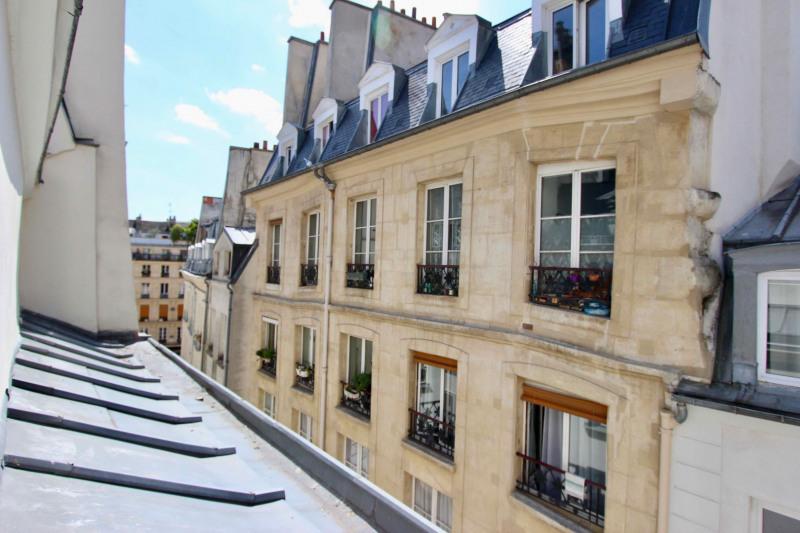 Sale apartment Paris 4ème 267000€ - Picture 1