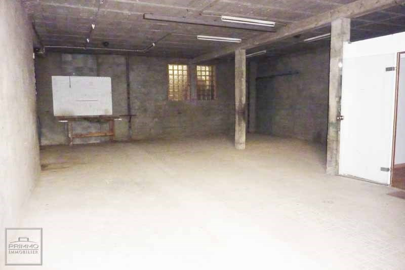 Location local commercial Lissieu 630€ CC - Photo 1