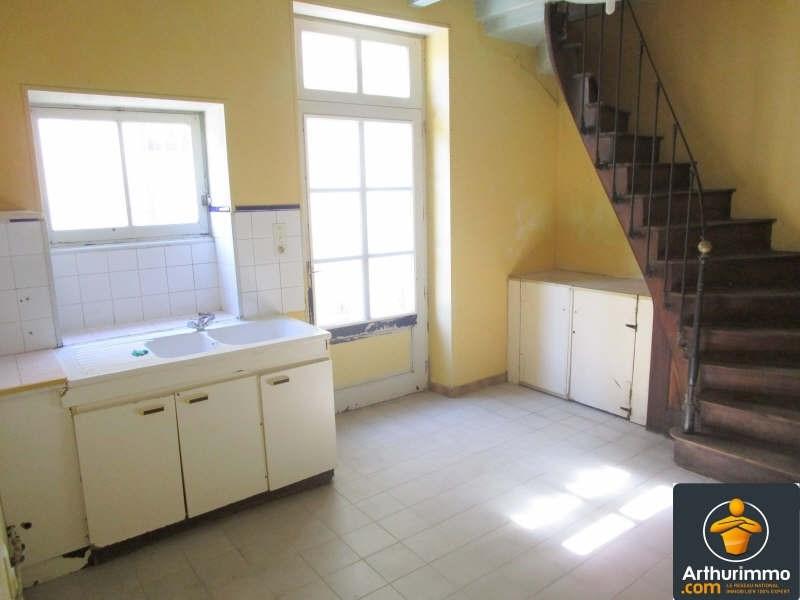 Sale house / villa Matha 88500€ - Picture 3