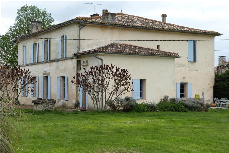 Vente de prestige maison / villa St gervais 945000€ - Photo 1