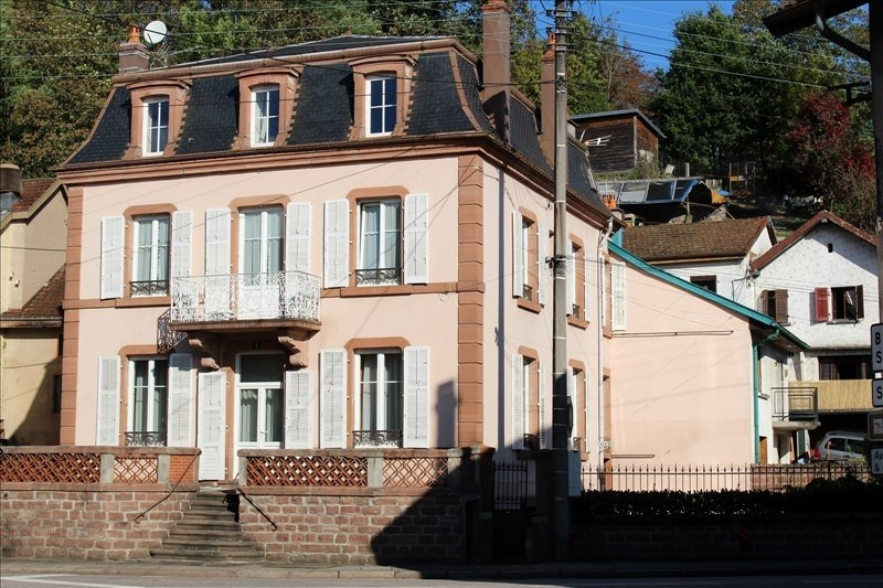 Deluxe sale house / villa Saulxures 139 000€ - Picture 1
