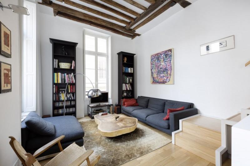 Verkauf von luxusobjekt wohnung Paris 3ème 1480000€ - Fotografie 2