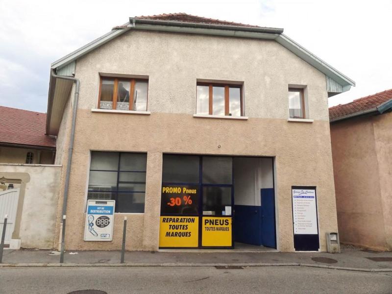 Commercial property sale shop Gaillard 140000€ - Picture 1