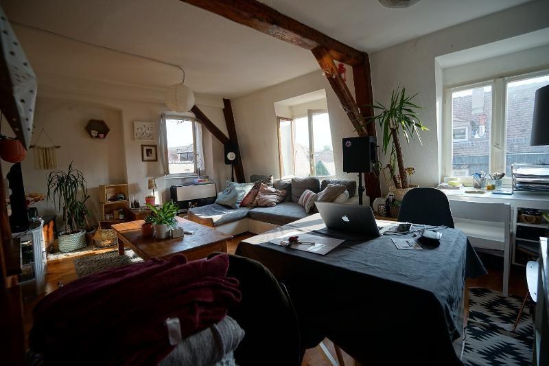 Sale apartment Strasbourg 183750€ - Picture 2