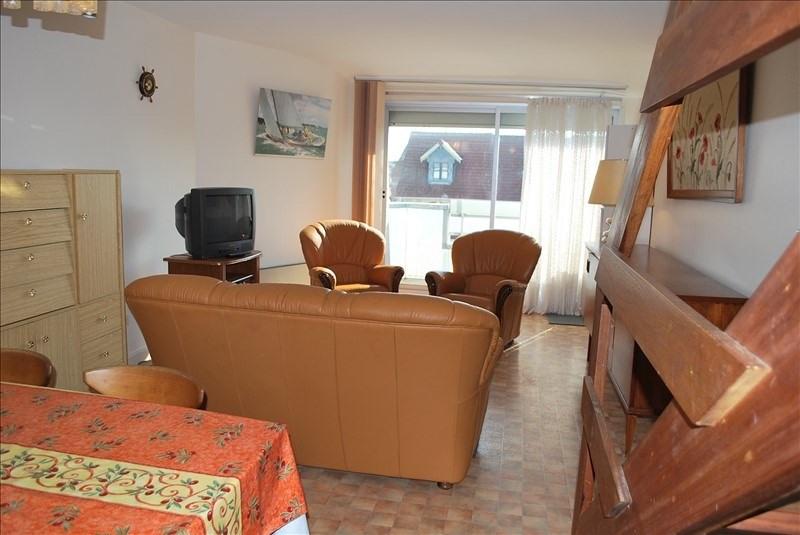 Sale apartment Fort mahon plage 136000€ - Picture 3