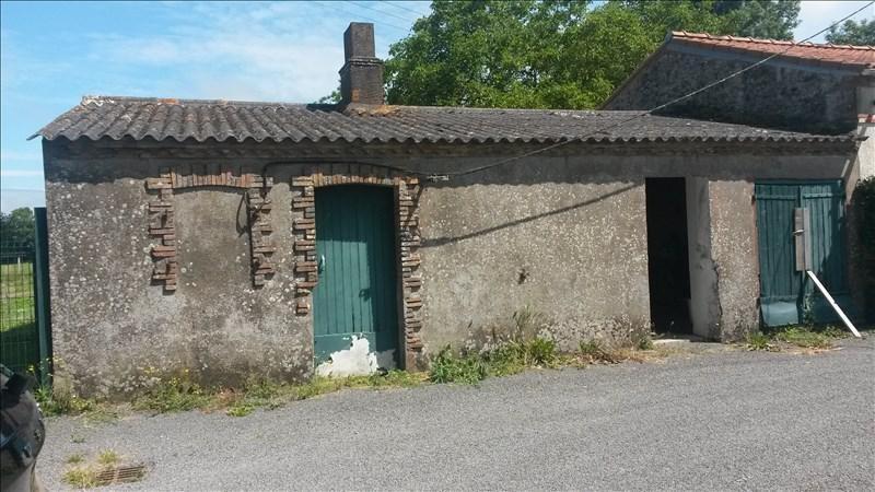 Vente maison / villa Le bignon 80000€ - Photo 1