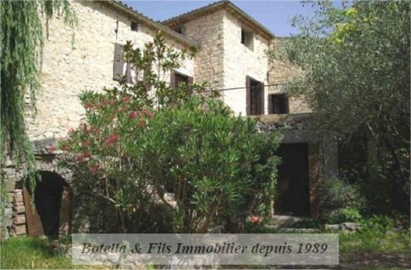 Vente maison / villa Barjac 287000€ - Photo 6