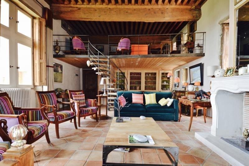 Deluxe sale apartment Lyon 5ème 1690000€ - Picture 2