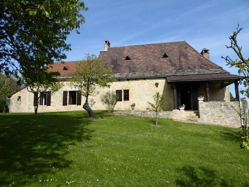 Sale house / villa La bachellerie 320000€ - Picture 1