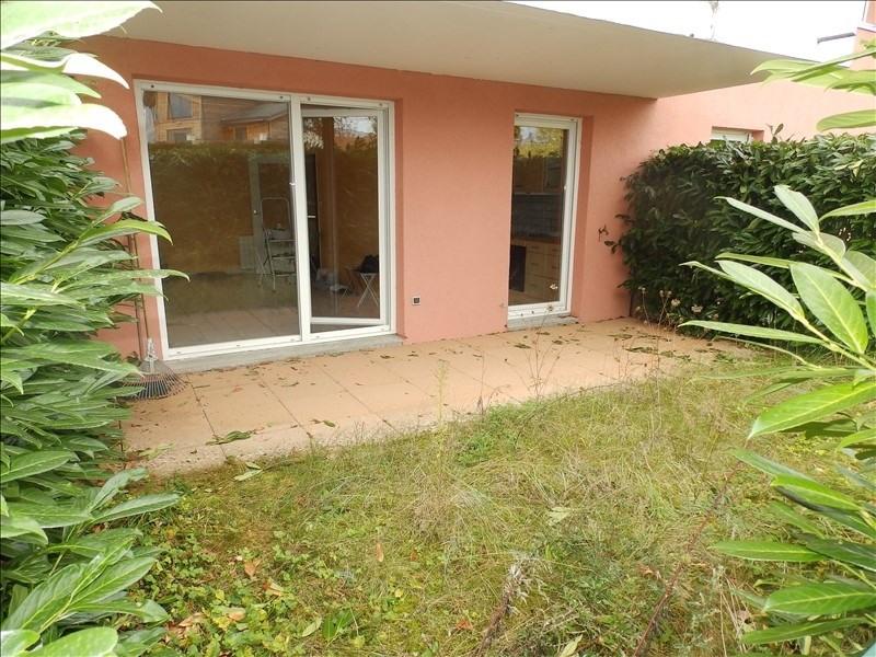 Vente appartement Moulins 123000€ - Photo 1