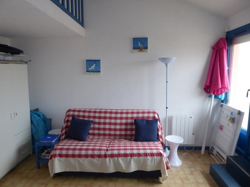 Verhuren vakantie  appartement Biscarrosse plage 350€ - Foto 3