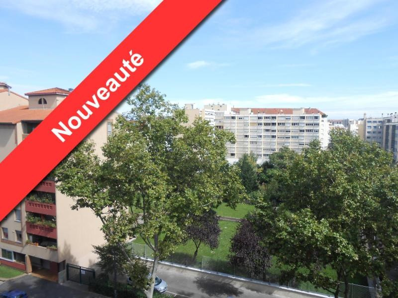 Location appartement Villeurbanne 500€ CC - Photo 1